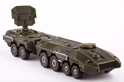 UCM: Kodiak Armoured Command Vehicle (1)