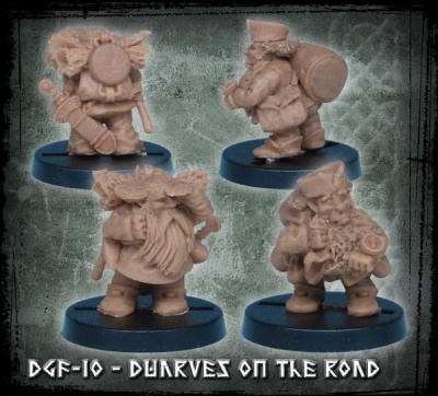 Dwarves On The Road