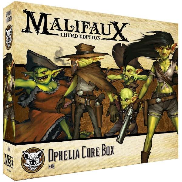 Malifaux (M3E): Ophelia Core Box