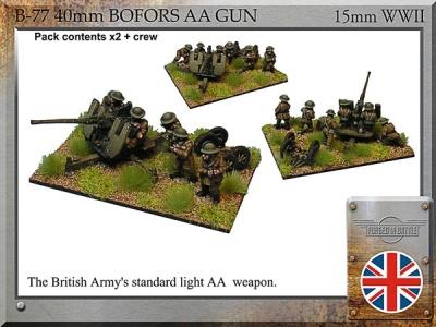 40mm Bofors & Crew (2)