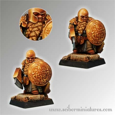 Dwarf Ducal Guard #6