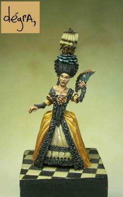 Mademoiselle Rocateau