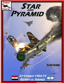 Star and Pyramid: Jet-Age Air Combat Israel vs. Egypt 66-73