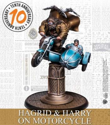 Hagrid Motorbike (10 anniversary) (lim)