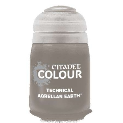 Agrellan Earth (Technical)