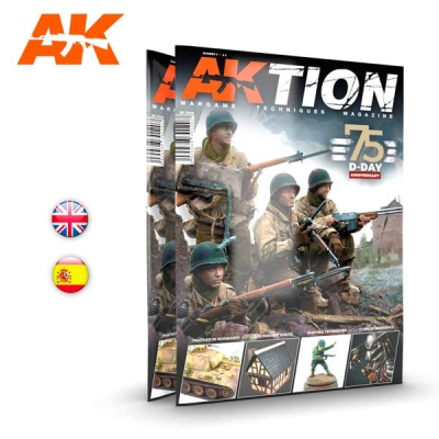 Aktion N3: The Wargame magazine (EN)