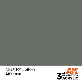 Neutral Grey 17ml