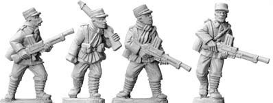 French Foreign Legion LMG (4)