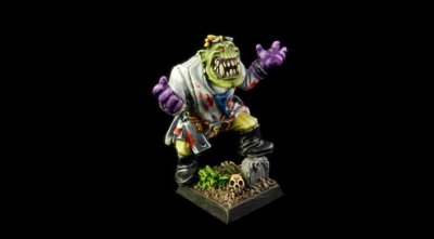 Drakskull's Menace Doc Orcstein