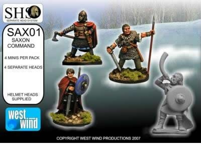 Saxon Command