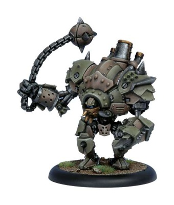 Mercanary Mangler Heavy Warjack