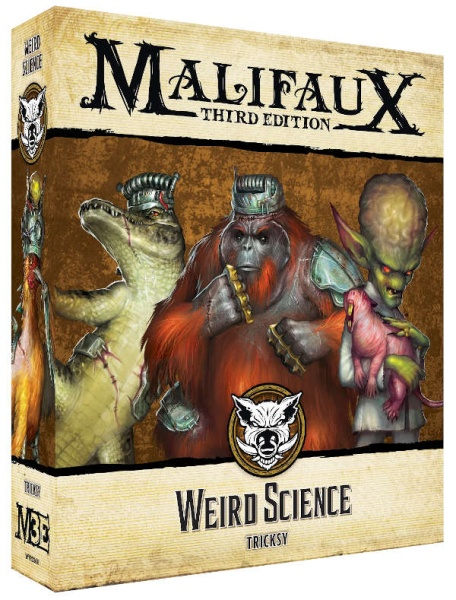 Malifaux (M3E): Weird Science