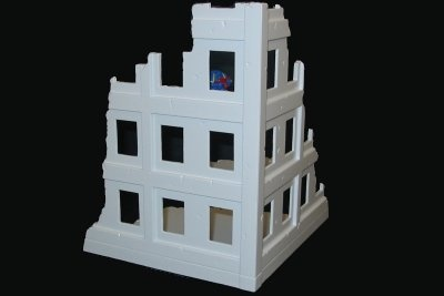 City Block Ruins