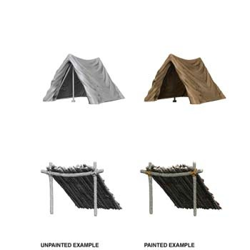 Tent & Lean-To