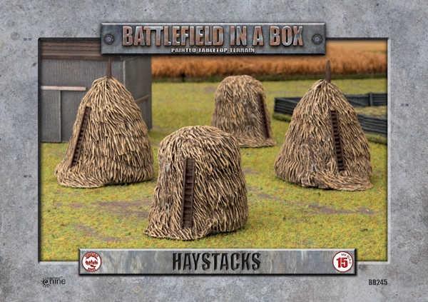 Haystacks (4)