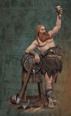 Prosit! Viking Warrior C. 900
