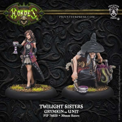 Grymkin Twilight Sisters