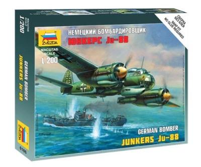 1:144 Wargame AddOn: Ju-88A4