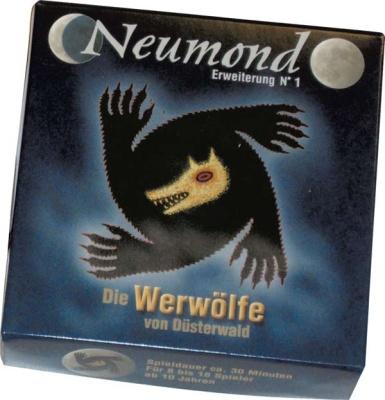 Die Werwölfe von Düsterwald - Neumond (Erweiterung)
