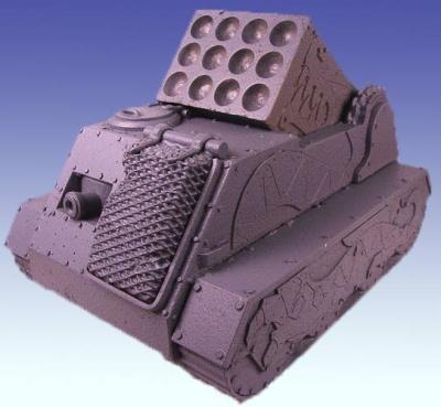 Ironclad Tank