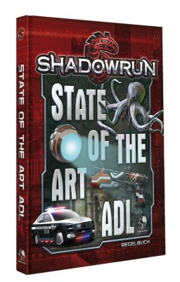 Shadowrun 5: State of the Art ADL (Hardcover)