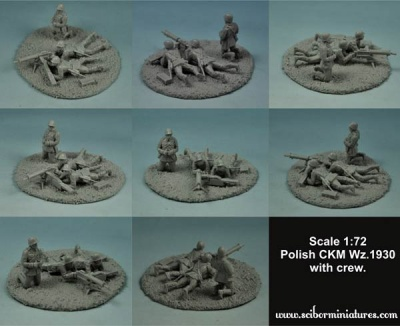 1:72 PolishCKM Wz 1930 with Crew Set #1 (1)