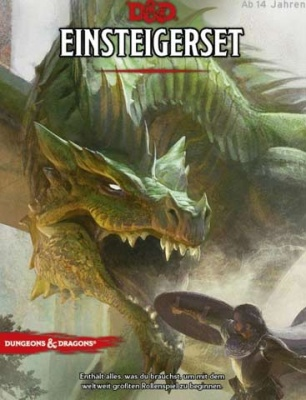 Dungeons & Dragons Einsteigerbox (DEUTSCH)