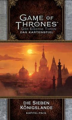 GoT Kartenspiel: Der Eiserne Thron - Die Sieben Königslande