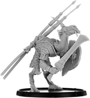 Gabbaja, Dromedus Warrior