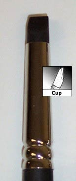 Clay Shaper, Cup Chisel Size 2 (1)