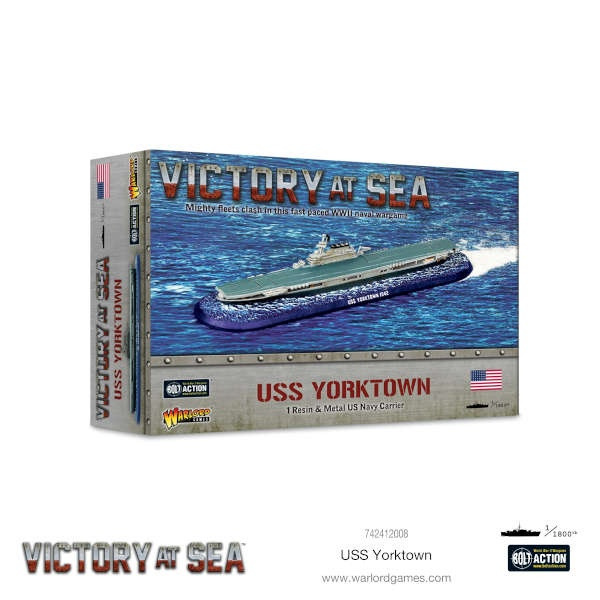 Victory at Sea - USS Yorktown
