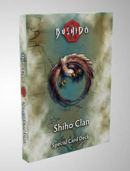 Shiho Clan - Special Card Deck