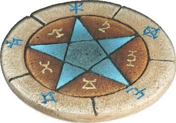 Pentagramm (9 cm)