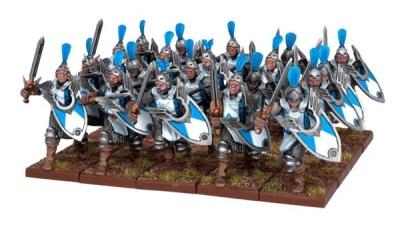 Basilean Men-At-Arms (40)