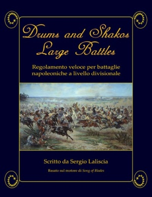 Drums and Shakos Large Battles