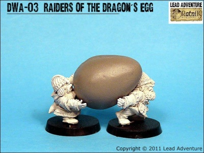 Raiders of the Dragon Egg (3)