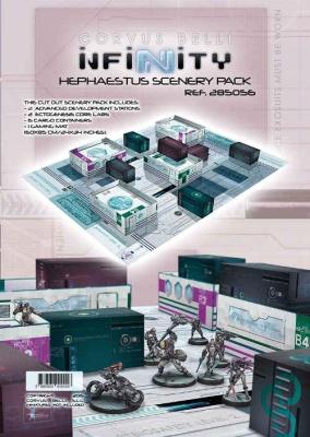 Infinity Hephaestus Scenery Pack