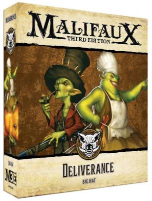 Malifaux (M3E): Deliverance