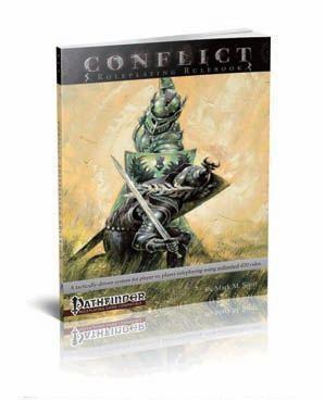 Pathfinder RPG: Conflict Roleplaying RPG Rulebook