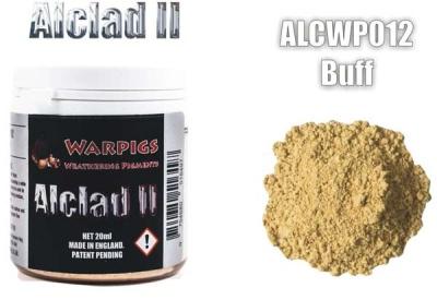 Alclad II PIGMENT: Buff
