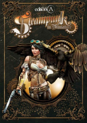 Steampunk in Miniature (Book)