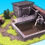 Industrie, Häuser und Ruinen