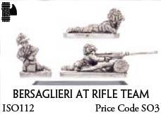 Bersaglieri Solothurn AT Rifle Team