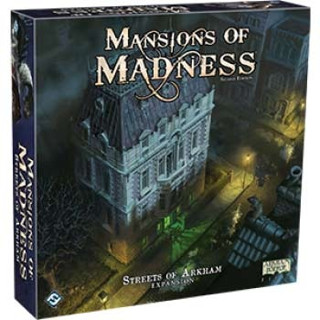 Mansions of Madness 2nd Edition: Streets of Arkham - ENG
