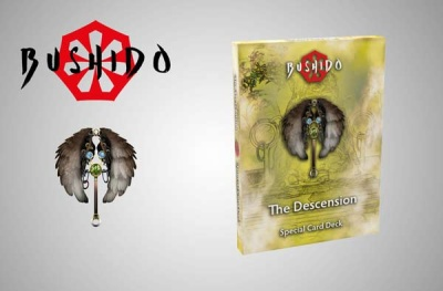 The Descension Special Card Deck