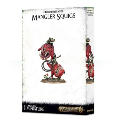 Gloomspite Gitz: Mangler Squigs