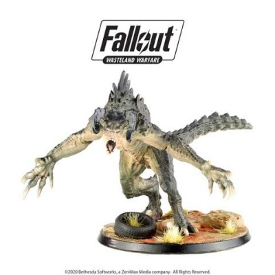 Fallout: Creatures - Deathclaw
