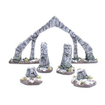 The Elder Scrolls Call to Arms - Bleak Falls Barrow Terrain