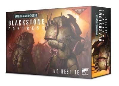 Blackstone Fortress Keine Atempause