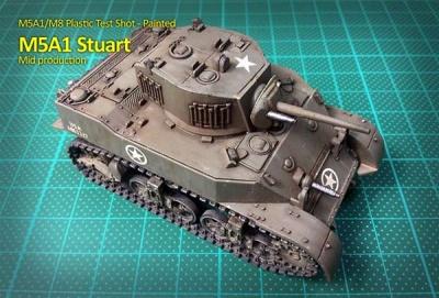 M5A1 Stuart (1/56)